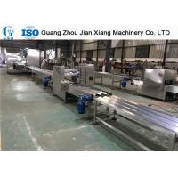 Cheap Industrial Egg Roll Maker Machine , Ice Cream Cone Production Line SD80-L69X2 for sale