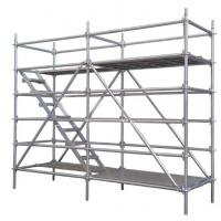 Cheap Horizontal Aluminum Scaffold Platform Large Loading Capacity EN16949 Approval for sale