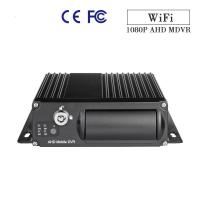 Cheap 2.0MP 1080P 4Ch Mobile DVR Dual SD Card School Bus With GPS 3G 4G WIFI for sale