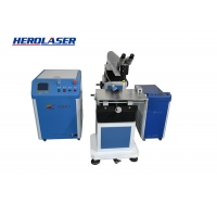 Cheap Incredibly Durable FDA 2mm Spot Mould Laser Welding Machine With 2 Lamps for sale