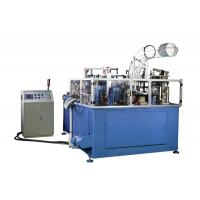Buy cheap SCM-3000 15kw Rated Power Large Dimension PE Coated Paper Container Making Machine from wholesalers