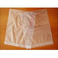 Cheap pe package bag with ziplock clear bag food bag for sale