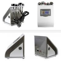 Cheap Vacuum Fractional RF Diode Laser Lipo Cavitation Machine reduce stretch marks for sale