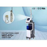 Cheap KES Beauty Clinic Use Co2 Fractional Laser Machine For Scar Acne Removal MED-870+ for sale