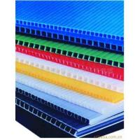Cheap Corrugated plastic sheet for sale