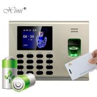 Buy cheap Proximity Card Fingerprint Access Control & Time Attendance System CE Certificat from wholesalers