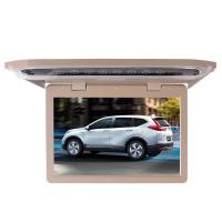 Cheap 22 Inch Motorized Flip Down Monitor Roof Mount , Car Ceiling Mounted Monitor for sale