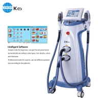 Cheap Iso13485 Hair Removal OEM / ODM Shr Laser Machine for sale