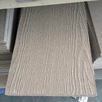 Cheap Non Asbestos House Wood Grain Fiber Cement Board for Walls Flooring Panel for sale