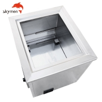 Buy cheap JP-180ST AC240V SUS Industrial Ultrasonic Cleaner 53L For Train Bearing Parts from wholesalers