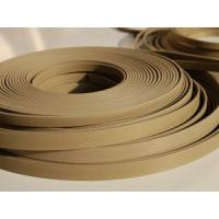 Cheap Brown PTFE Packing Guide Stripe Tape (GST) , Thickness 0.8mm , 1.0mm , 1.5mm for sale