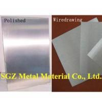 Cheap Uncoated Magnesium Plate (for Engraving and Etching)  for sale