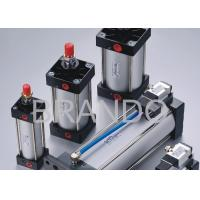 Quality Pneumatic Cylinder Valve , Pneumatic Air Cylinder Assembled ISO6431 ISO15552 Standard wholesale