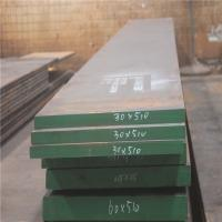Cheap Good Toughness High Speed Tool Steel Flat Bar With Thickness 16-90mm for sale