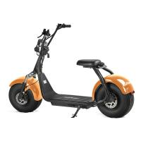 Cheap 1200w Brushless Lithium Battery Electric Scooter 60V / 12Ah LG For Adults for sale