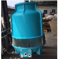 Cheap Blue Water Cooling Tower 800T Long Life Span 22KW Motor Rust Resistance for sale