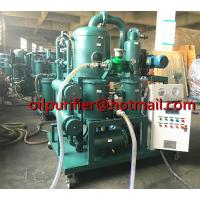 Cheap Fully-automatic Transformer Oil Purifier, dielectric FR3 Oil Filtration equipment,processing oil High Vacuum for sale