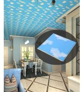 Cheap wpc decorative /ceiling board WPC floor Dubai Pvc Wood Ceiling Sheet Manufacturer sells WPC wood ceiling composite sheet for sale