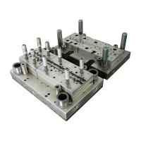 Cheap Plastic Injection Metal Stamping Mould Electronic Household Easy Installation for sale