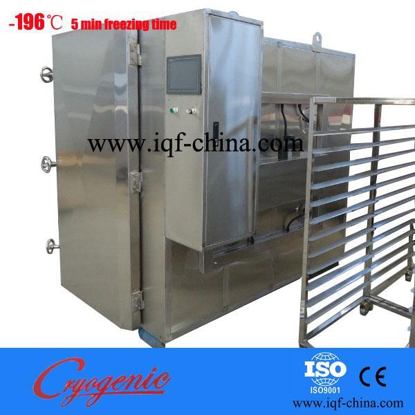 Liquid Dry Coolers : Industrial freezer deep liquid nitrogen cooler for