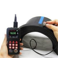 Cheap Directly Measuring Ultrasonic Thickness Tester With 100 Groups Memory MT600 for sale