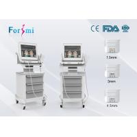 Cheap Multiple functional Hifu wrinkle removal and face lift machine for sale