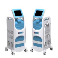Cheap Efficient 755nm Diode Laser Hair Removal Machine Laser Hair Equipment Fast water circulation for sale