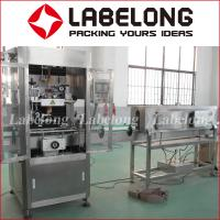 China 22KW Automatic Labeling Machine 304 Stainless Steel PVC Shrink Label on sale