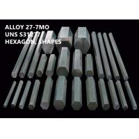 Cheap Super Austenitic Stainless Steel Alloy 27-7MO / UNS S31277 For Power Generating for sale