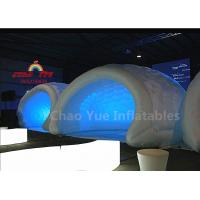 Cheap LED Inflatable Dome Tent for exibition for sale