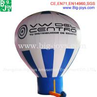 China hot sale giant inflatable advertising balloon, air balloon on sale