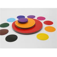 Cheap Certified Gummed Paper Circles Assorted Size for School Handwork for sale