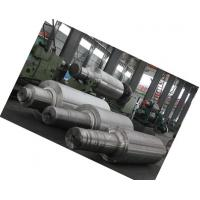 China High Tensile Strength Chilled Cast Iron Rolls , ISO Standard Centrifugal Casting Roll on sale