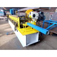 Cheap Aluminium Steel Downspout Roll Forming Machine, Rain Gutter Machine For Construction, Steel Pipe for sale