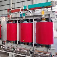 Cheap Electrical Three Phase Dry Type Transformer Insulation Class High 11-0.4kV for sale