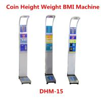Cheap Body scale load cell Height and weight measurement balance for Medicine pavilion for sale
