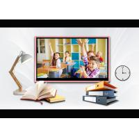 Cheap UHD 4k 75 Inch Touch Screen Board For Schools Multiple Signal Interfaces for sale