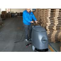 Cheap Plastic Walk Behind Floor Scrubber With Electric Cable For Can Factory for sale