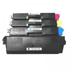 Cheap Compatible Kyocera Color Toner Cartridges TK-580 CMYK for sale