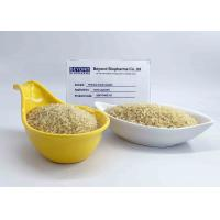 Buy cheap Pharma Grade Gelatin Particles For Product Hard Capsules / Soft Gel from wholesalers