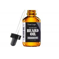 Buy cheap 100% Natural Beard Growth Oil / Fragrance Free Beard Oil & Leave In Conditioner from wholesalers