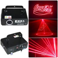 Cheap 2000mw Red color animation laser projector with ilda 2 watt red laser projector for sale