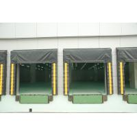 Cheap Cushion Dock Seal With Curtain for warehouse, PVC ,all color ,size , OEM for sale