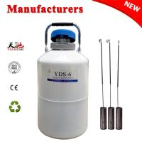 Cheap TIANCHI YDS-6 Portable Storage Container 50 mm Caliber Aviation Aluminum Tank Price for sale