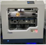 Cheap Big PEEK 3D Printer CreatBot Printing High Temperature Filament F430 for sale