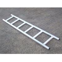 Cheap HGD / Painted Roof Scaffold Ladder Beam 48.3x3.2mm Highly Effective Easy Maintenance for sale