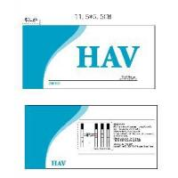 Cheap HAV IgM Antibody TEST (COLLOID GOLD) Kits for sale