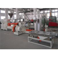 Cheap 600 RPM Torque Co Rotating Twin Screw ExtruderFor Plastic Granules Making for sale