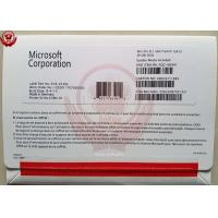 Windows Server Software Windows 8.1 Pro OEM Package With DVD And Key COA Sticker