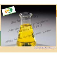 Cheap Ammonium Dodecyl Sulfate 25%,ALS / ADS Replace SLS/SDS In detergent Industry for sale